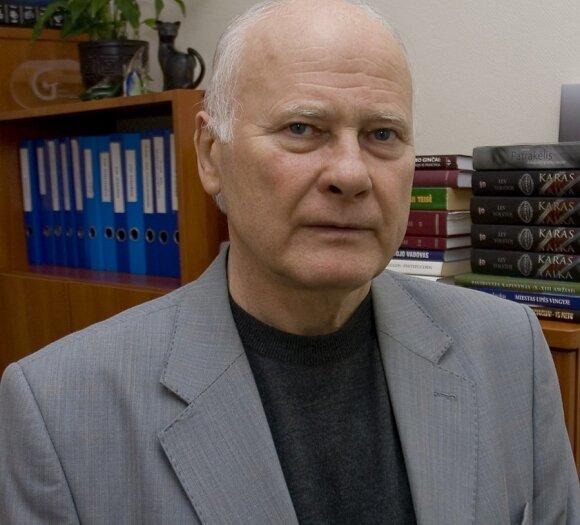 Vygandas Ostrauskis. R.Čergelienės nuotr.