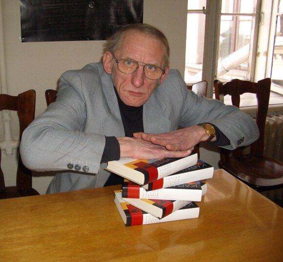 Petras Dirgėla (R. Tamošaičio nuotr.)