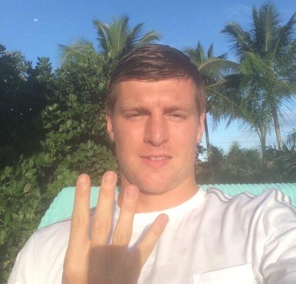 Toni Kroosas nori Vokietijos rinktinei iškovoti ketvirtą pasaulio čempionės titulą