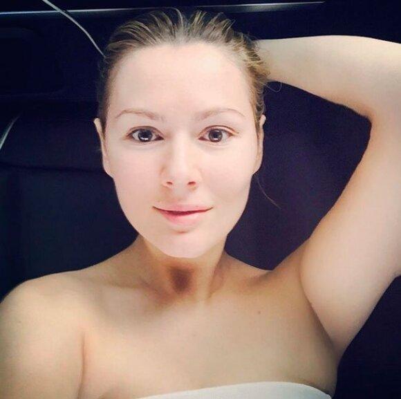 Как выглядит Мария Кожевникова без макияжа