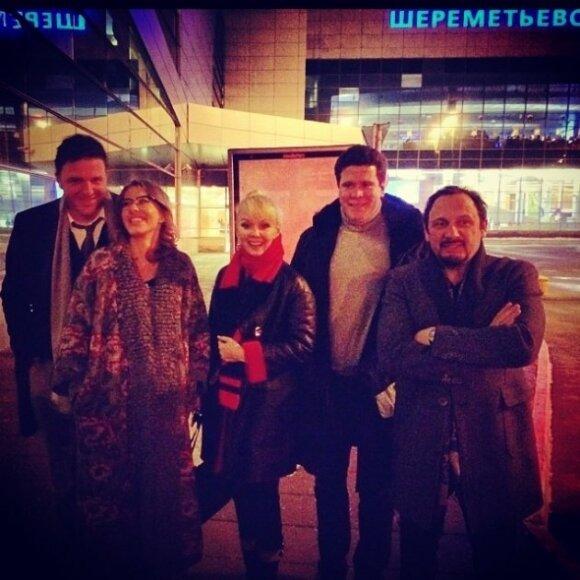 Ксения Собчак пала на колени перед Стасом Михайловым