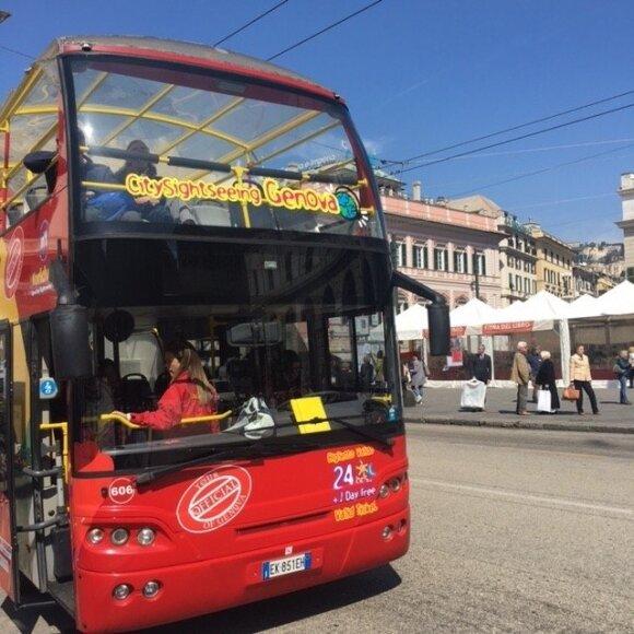 24 valandos Genujoje: geriausias planas – jokio plano