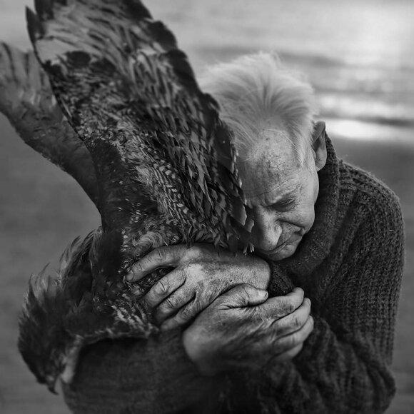 Fotomenininkė Viktorija: noriu ne šokiruoti, o sugretinti priešingybes – grožį ir siaubą