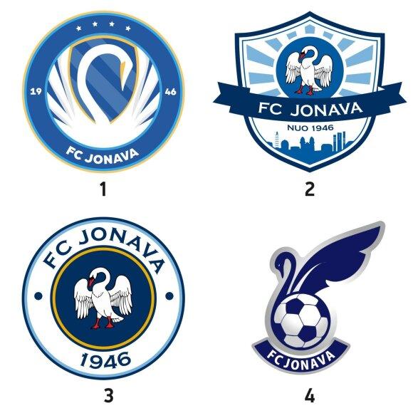 "FK ""Jonava"" logo / Foto: fklietava.lt"