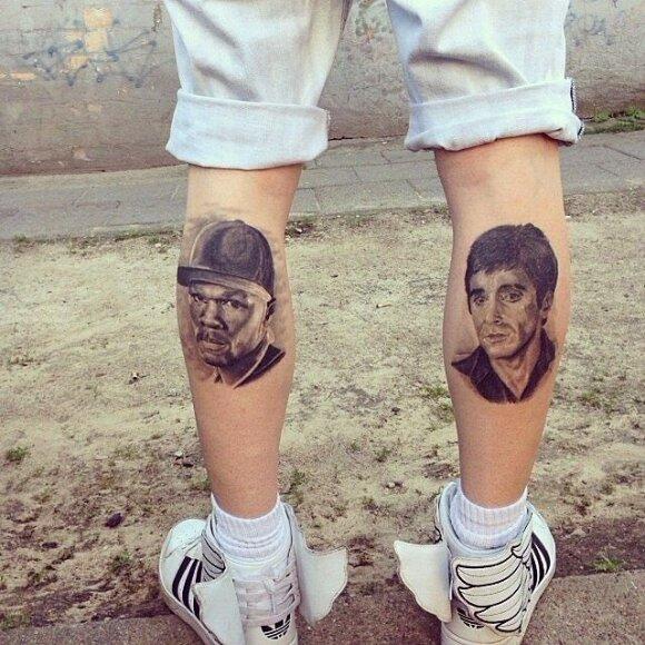 Tomo tatuiruotės