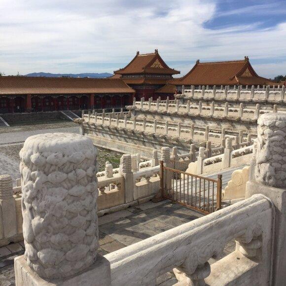 Kelionių ekspertė griauna mitus apie Kiniją: ką privalu žinoti vykstantiesiems į Pekiną?