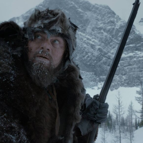 The Revenant, starring Leonardo DiCaprio, was shot under extreme conditions in Canada and Argentina