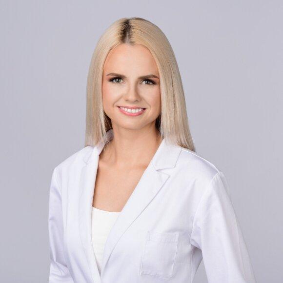 Gabrielė Bružaitė MediCA klinika