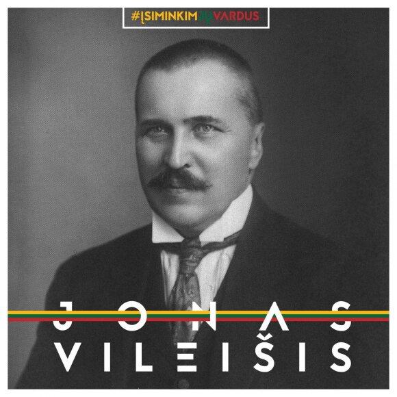 "Jonas Vileišis / projektas ""Misija Sibiras"""