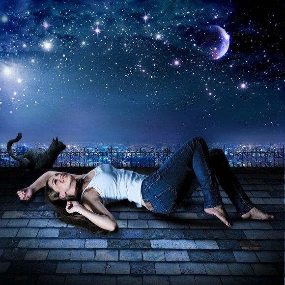 Viliojančios sapnų paslaptys. Įminkite jas patys!