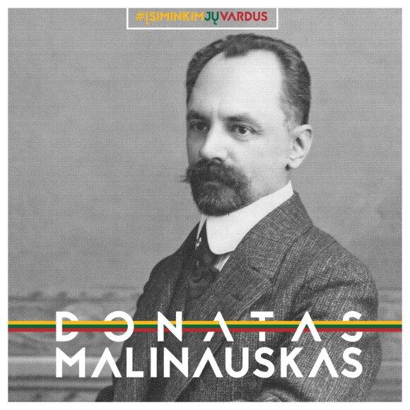 """Donatas Malinauskas / Projektas """"Misija Sibiras"""""""