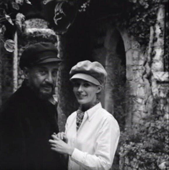 Slaptos garsaus rašytojo Romaino Gary vedybos, paženklintos dviem savižudybėmis