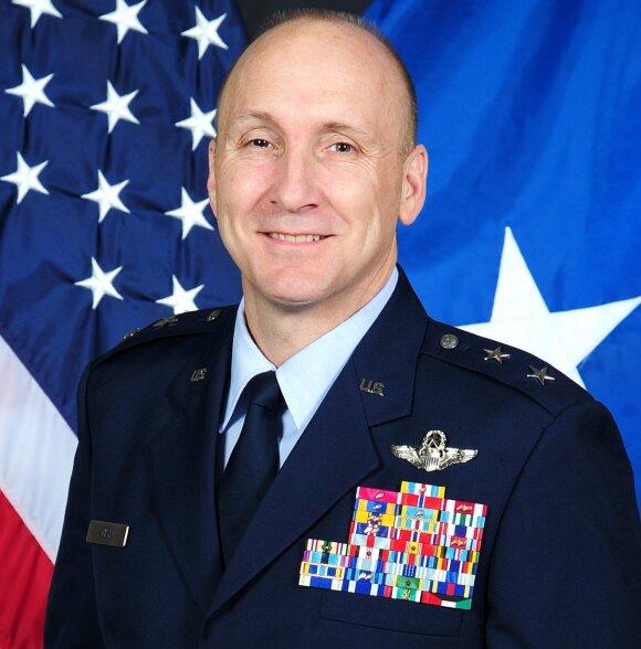 Major General David W. Allvin