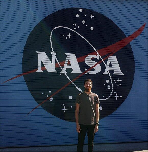 KTU studentų stažuotė NASA