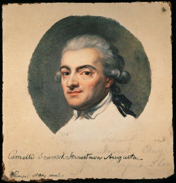 Stanislovas Augustas Poniatovskis