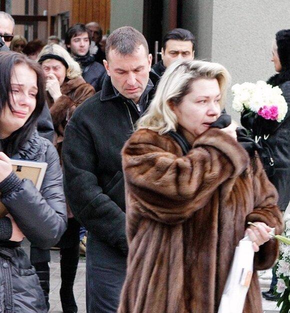 I. Tiomkinas mafijos tėvu vadinto G. Dekanidzės laidotuvėse