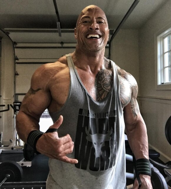 Dwayne'as Johnsonas