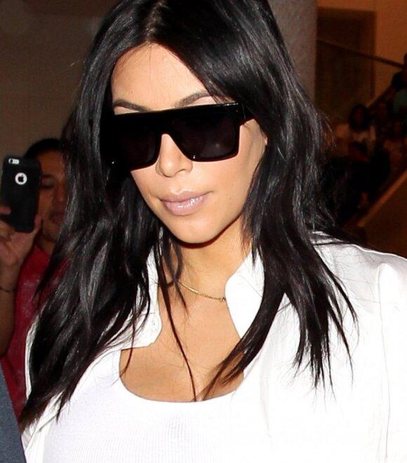 Atskleistas Kim Kardashian skaisčios odos receptas