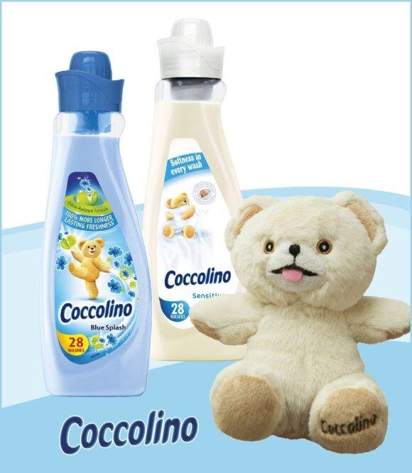 """""""Coccolino"""" piešinių konkursas: laimėk dovanų savo šeimai"""