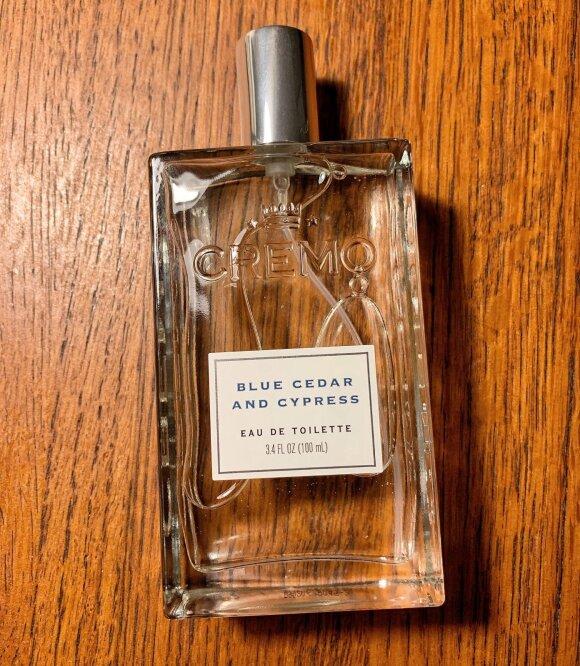 Užkalnis: mokėjau už kvepalus taip pigiai, kad buvo net gėda prieš pardavėją