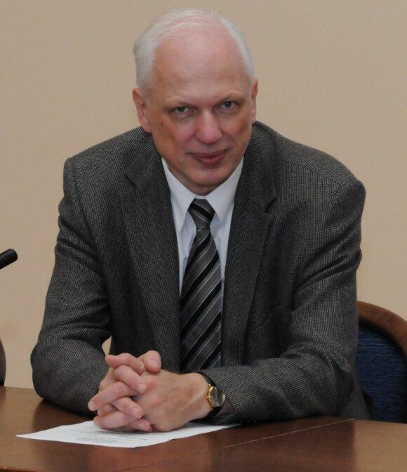 prof. Limas Kupčinskas