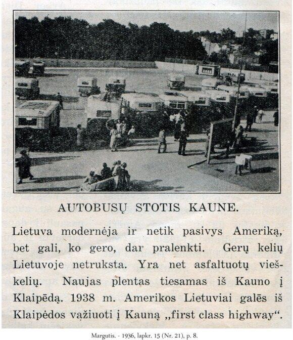 Kauno regioninio archyvo nuotr.