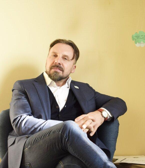 """""""Nieko rimto"""" vadovas Arvydas Vereckis: per 18 metų vaikų literatūra pasikeitė neatpažįstamai"""