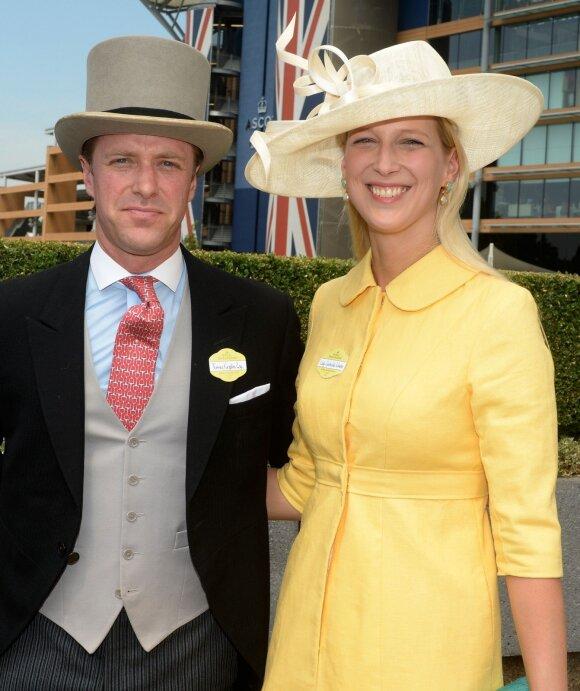 Gabriella Windsor ir Thomas Kingston