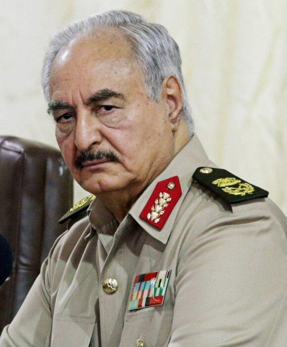 Khalifa Haftaras