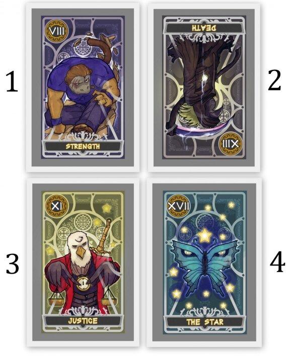 Išsirink vieną TARO kortą ir sužinok, kur veda tavo santykiai