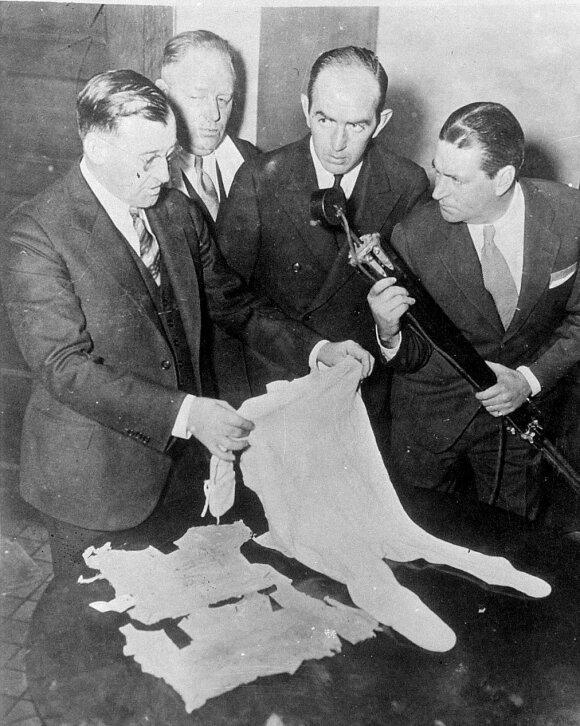 Lindberghų kūdikio pagrobimas