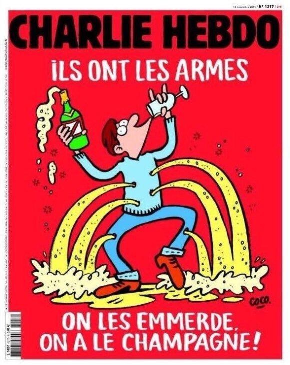 Фото Charlie Hebdo