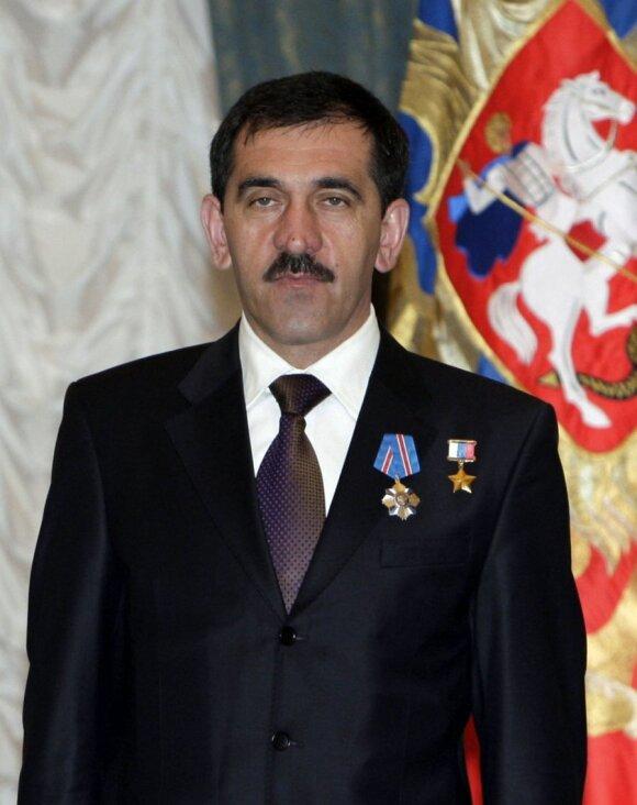 Ingušijos prezidentas Junus-Bekas Jevkurovas