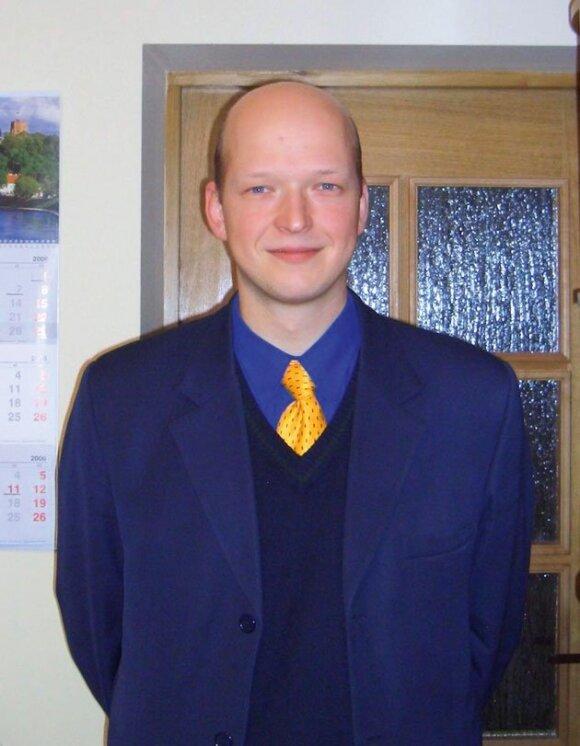 Gintaras Lapinskas