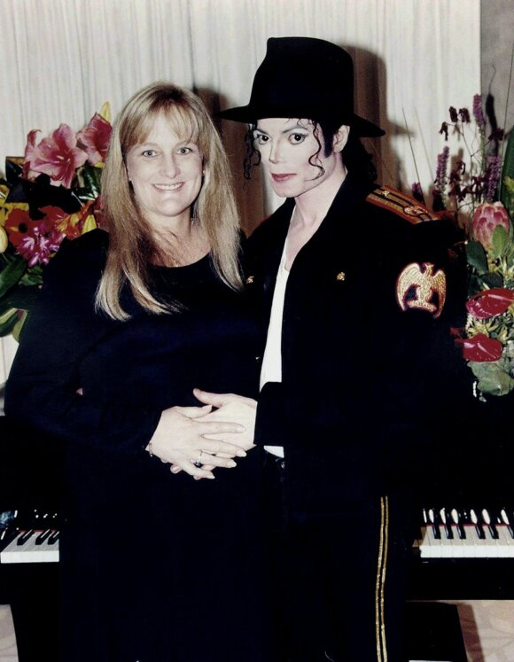 Debbie Rowe ir Michaelas Jacksonas