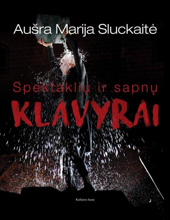 Aušros Marijos Sluckaitės knygos viršelis