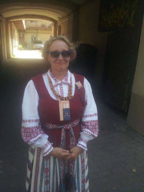 Violeta Smieliauskaitė-Fabianovich