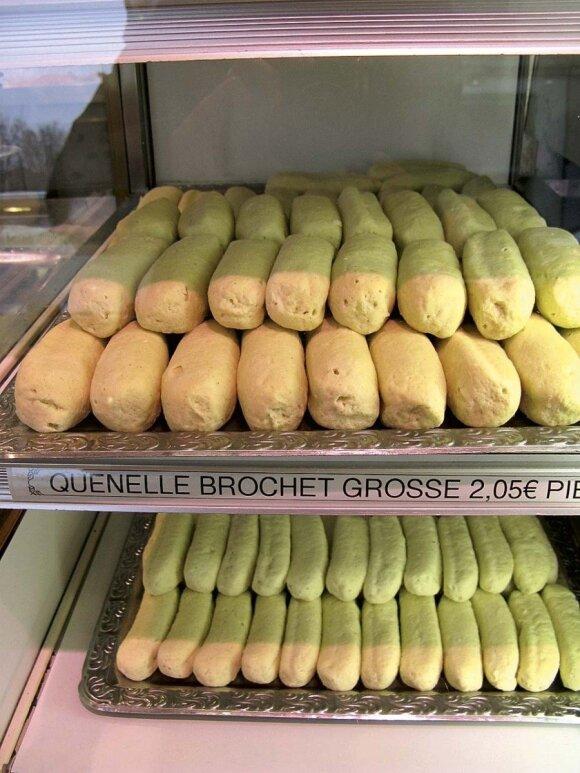 Lionietiški virtiniai - prancūzų virtuvės triumfas. Pamoka tiesiai iš Liono virtuvės