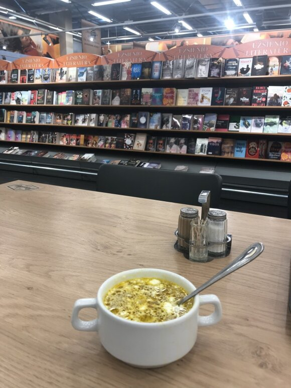 """Rimi Hypermarket"" kavinė"