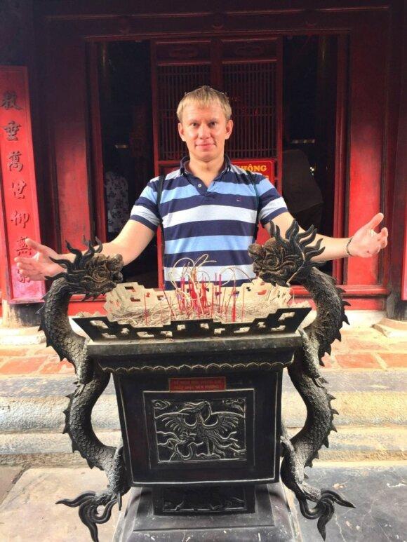 Vietnamas: mitai apie taksistus ir pasakiškas gatvės maistas
