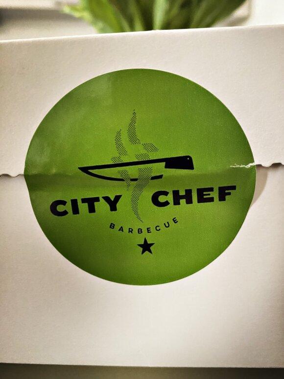 Restorano City Chef apžvalga