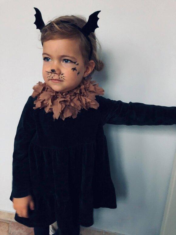 Julijos Žižės dukrelė Lėja