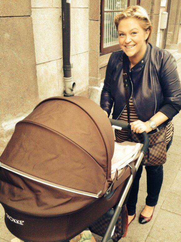 Agnė Grigaliūnienė: abu nėštumai buvo labai skirtingi