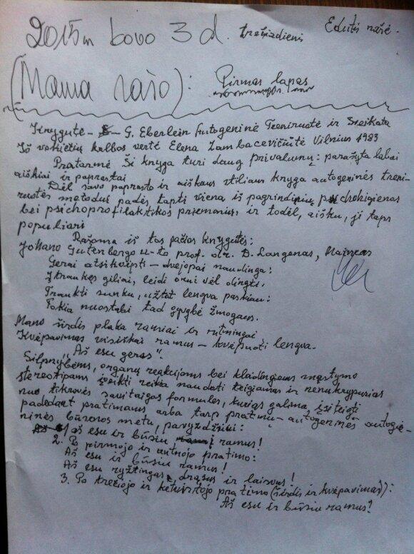 E. Malūkas. Pasivaikščiojimas Kaune su Jėzumi