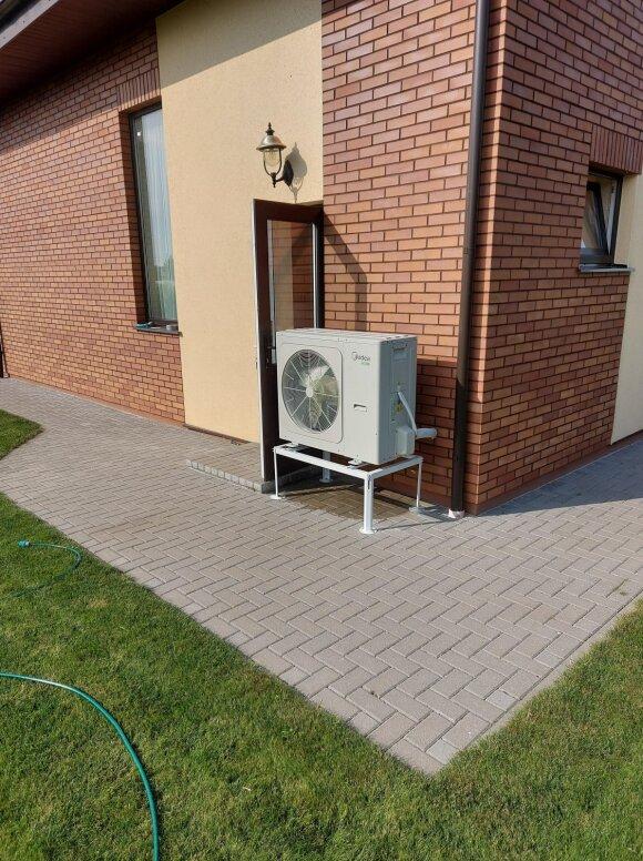 Specialisto įžvalgos: kodėl verta rinktis šildymo sistemą oras-vanduo?