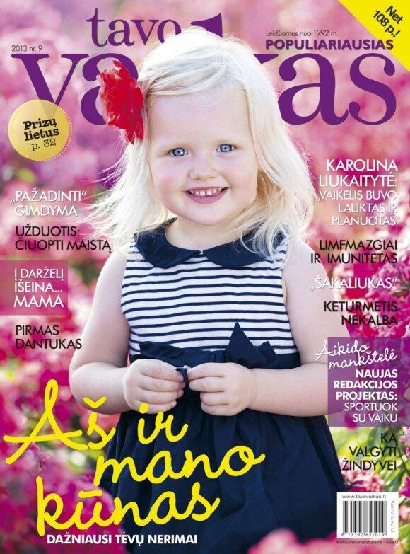 žurnalas Tavo vaikas