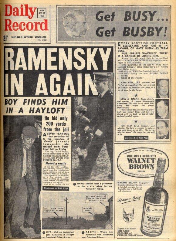 Johnny Ramensky