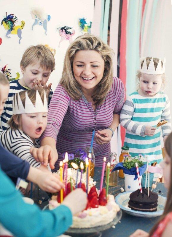 Beatos Nicholson patarimai: kaip švęsti vaikų gimtadienius