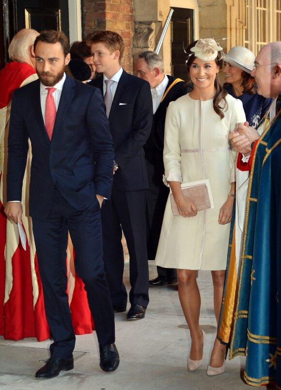 Pippa Middleton su broliu