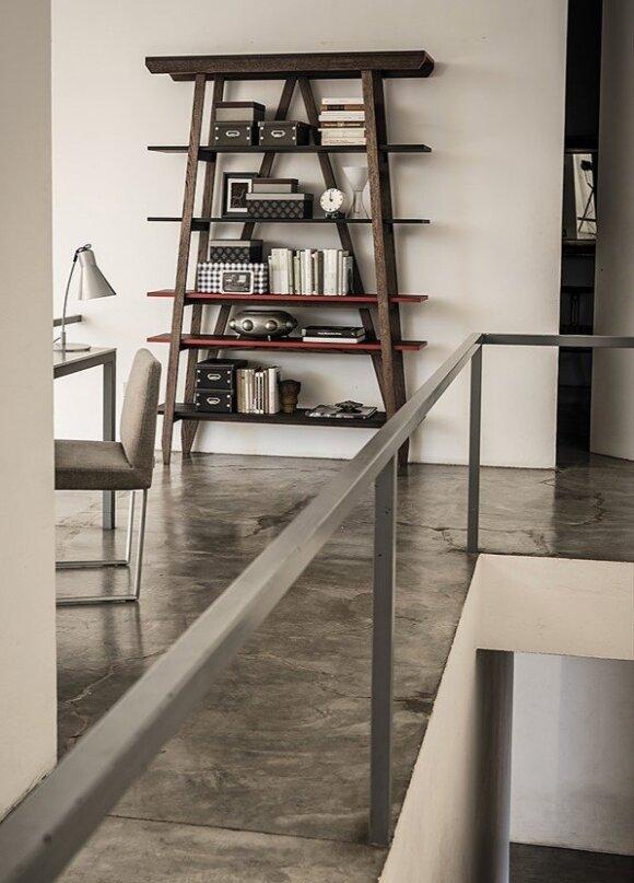 Betoninės grindys.  (www.interio.lt nuotr.)